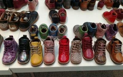 Bääähm -Die Kinderschuhprofis auf der Schuhmesse